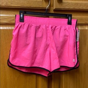 Victoria's Secret Athletic Run Shorts size small